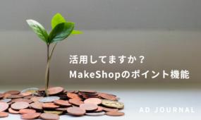 活用してますか?MakeShopのポイント機能